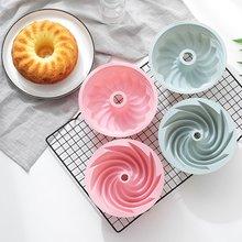 Форма для выпечки тортов 6 дюймов силиконовая форма пищевая