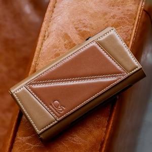 Image 2 - SHANLING M6 Leather Case Black / Brown