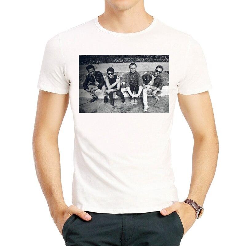 Pixies T-Shirt White Color Mens Clothes Short Sleeve Band Pixies Logo T Shirt Tops Tees Tshirt Fashion Male Garments