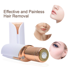 Licheng Eyebrow Epilator Female Mini Electric Epilator, Body Face Lipstick Shape Shaving Shaver Lady Hair Remover kemei1901 2015 new 100 240v women shave wool device knife electric shaver wool epilator shaving lady s shaver female care