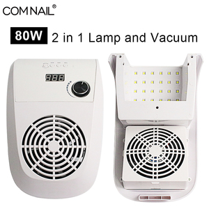 80W 2 In 1 UV LED Nail Lamp