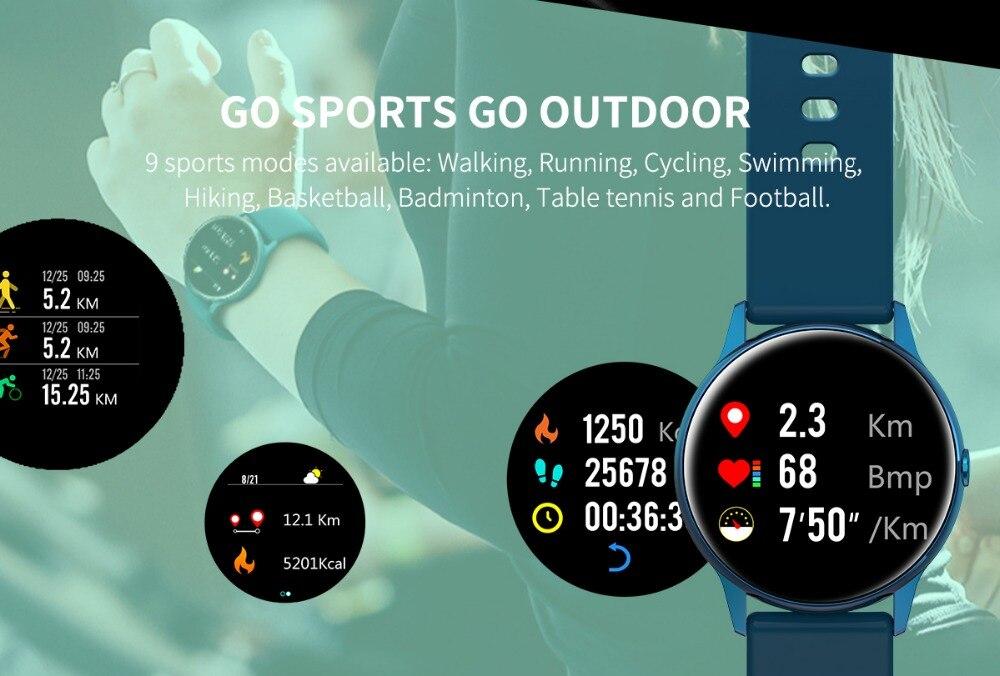 dip68 água wearable dispositivo monitor de freqüência