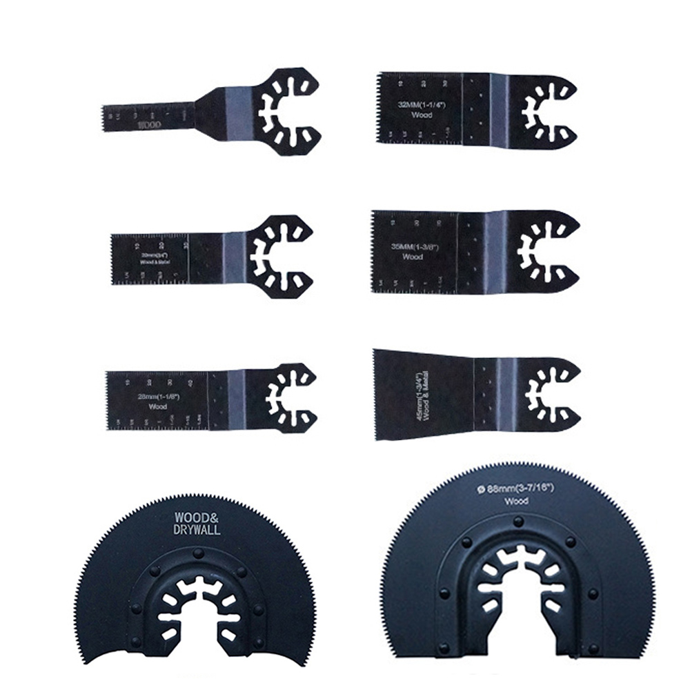 1 Pc Oscillating Multi Tool Saw Blades For Fein Multimaster Renovator Dremel Cutting Wood Saw Blade Power Tool Accessories