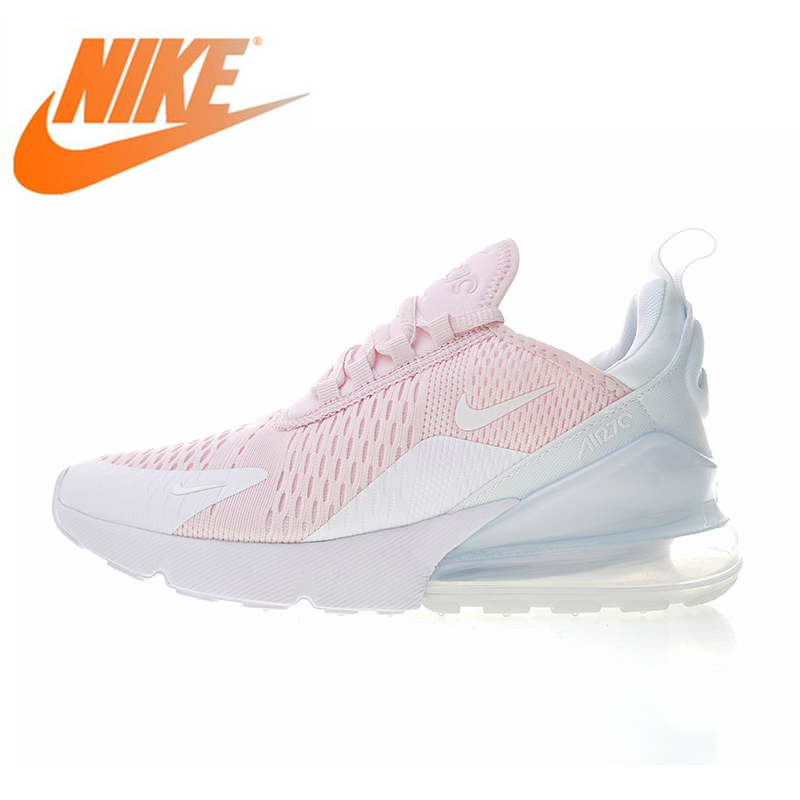Original Authentic NIKE Air Max 270 Women's Running Shoes Classic Outdoor Sports Shoes Breathable 2019 New Arrival AH6789-602