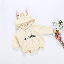 Get more info on the 2019 Fashion Todder Kid Baby Girl Boy Rabbit Letter Sweatshirt Pullover Tops Romper