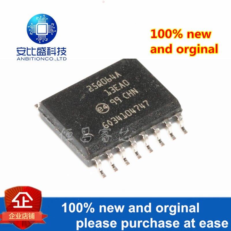 1pcs 100% New And Orginal N25Q64A13ESFA0F Silk-screen 25Q064A13EA0 64Mbits In Stock