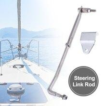 Kit universel de tige de volant de bateau