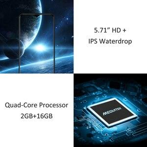Image 4 - LEAGOO M12 смартфон с 5,7 дюймовым дисплеем, 19:9, ОЗУ 2 Гб, ПЗУ 16 Гб, Android 9,0, MT6739V, 3000 мАч, 8 МП