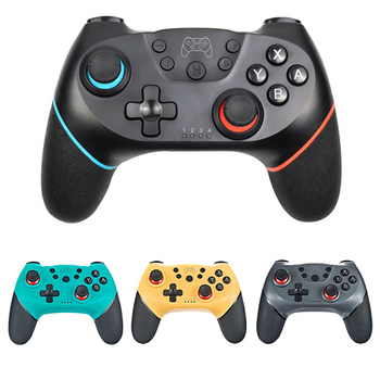 Wireless-Bluetooth Gamepad For Nintend Switch Pro NS-Switch Pro Game joystick Controller For Switch Console with 6-Axis Handle new bluetooth wireless gamepad for nintendo switch pro controller for nintend switch console game joystick for android pc handle