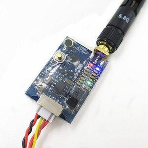 Image 4 - FPV комбинированная система 1200TVL камера + 5,8G 40CH 600 мВт Передатчик с микрофоном широкое напряжение для RC Quadcopter FPV Racing Drone