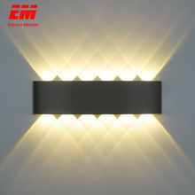 Nordic-Wall-Lamp Lighting-Zbw0010 Bedside Ip65 Led Bathroom Outdoor-Up Aluminum Home-Stairs