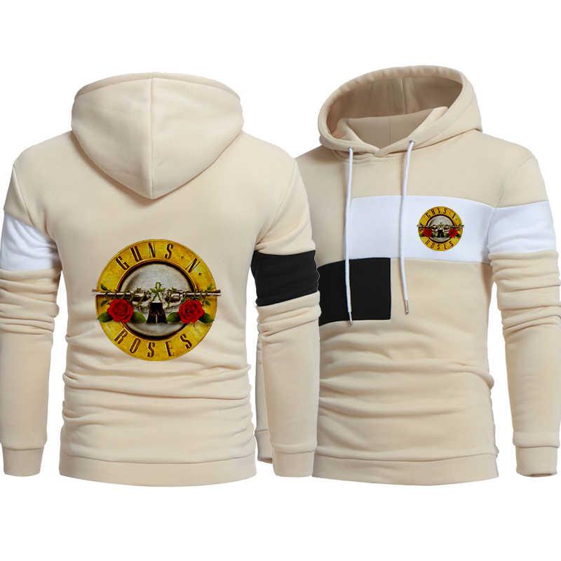 גברים הסווטשרט מעיל צבע בלוק סווטשירט חולצות סוודר כבוי לבן לוגו הדפסת ברדס נוער ספורט מותאם אישית זוגות Dropship