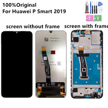 Original for Huawei P Smart 2019 LCD Display Screen Touch Digitizer Assembly P Smart 2019 LCD Display 10 Touch Repair Parts 6 21original display for huawei p smart 2019 lcd display screen touch digitizer assembly p smart 2019 display repair parts tool