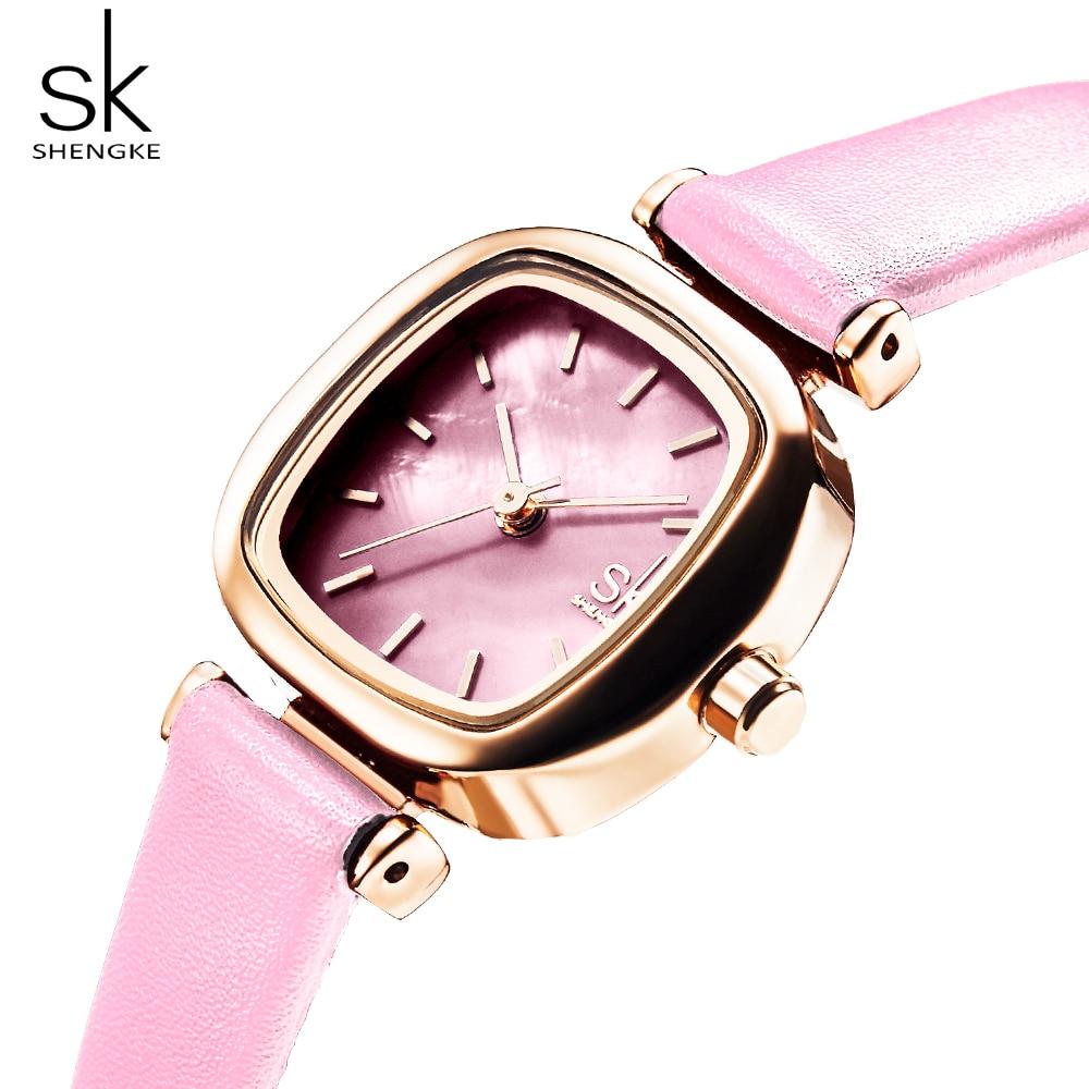 couro relógio feminino relógio de pulso de