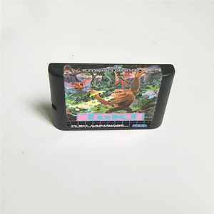 Image 2 - 土岐行く猿串 ユーロカバーとボックス 16 ビットmdゲームカードメガジェネシスビデオゲームコンソール