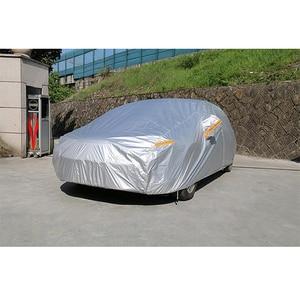 Image 3 - Kayme עמיד למים מלא מכונית מכסה שמש אבק גשם הגנת רכב כיסוי אוטומטי suv מגן עבור סיטרואן c3 5 c4 פיקאסו האליזה c4l