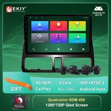 For Honda CR-V CRV 2 2001-2006 Car Radio Autoradio Navigation GPS Multimedia Video Stereo Player Android 2din Carplay 360 Camera