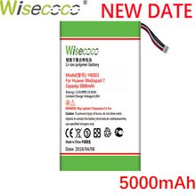 Wisecoco 5000mAh HB3G1/HB3G1H New Battery For Huawei MediaPad 7 Lite  s7-301u T-Mobile Springboard 301w 302 303(7 inch) 701 931