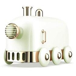 300Ml nawilżacz generujący chłodną mgiełkę Mini pociąg nawilżacze z relaksującą zmianą Nightlight cichy dyfuzor parownik dla dziecka przedszkole Offi