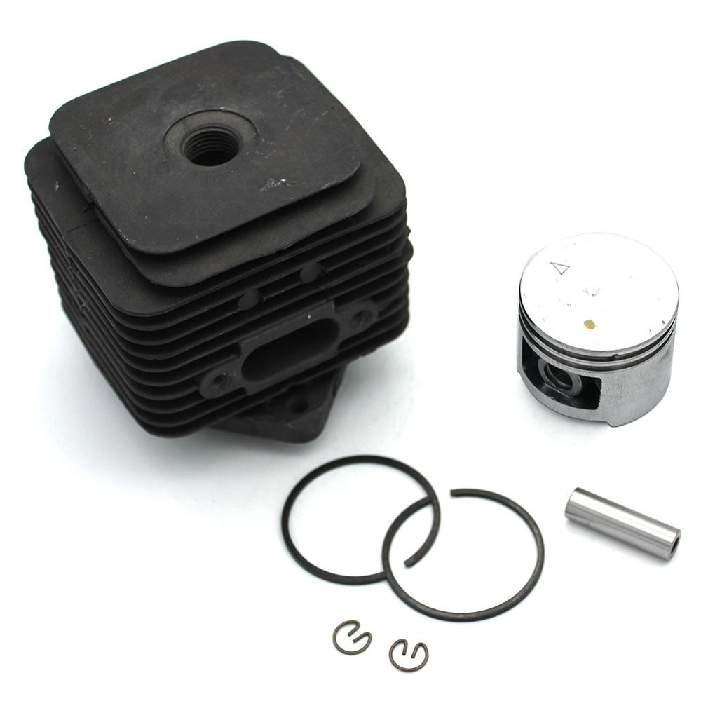 Cylinder Piston Kit For 30cc Homelite Ryobi String Trimmer Tiller Blower Backpack Blower MPN UP07146A UP07146 UP03037A 690161005