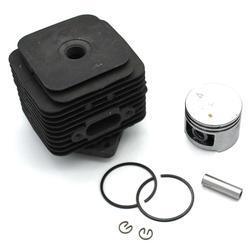 Cylinder zestaw tłoka dla 30cc Homelite Ryobi podkaszarka żyłkowa rumpel dmuchawy plecak dmuchawy MPN UP07146A UP07146 UP03037A 690161005 w Piły na wysięgniku od Narzędzia na