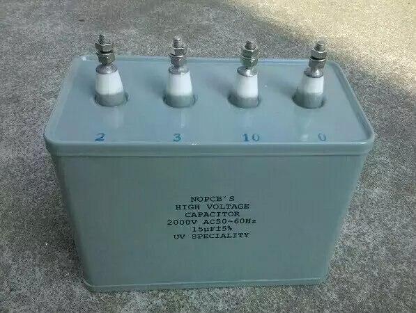 AC Capacitor UV Special Capacitor UV Lamp Transformer Capacitor