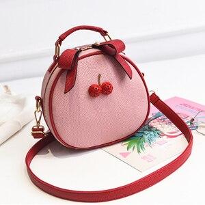 Image 5 - Женская сумка, сумка мессенджер, сумки на плечо для женщин, новинка 2020, модная маленькая белая и черная сумка в Корейском стиле, сумки на плечо