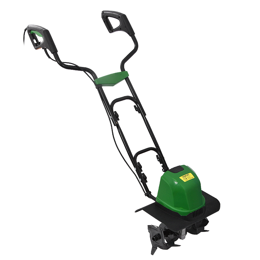 Tools : TLEG-01A Mini Tiller Electric Plough Machine Cultivator nbsp Scarifier Garden Household Soil Ploughing Digging Loosening Equipment