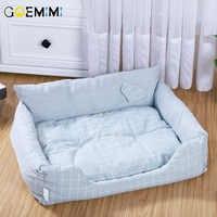 2019 cama de cachorro confortável inverno quente gato cama de inverno cama cama de cachorro para cães pequenos