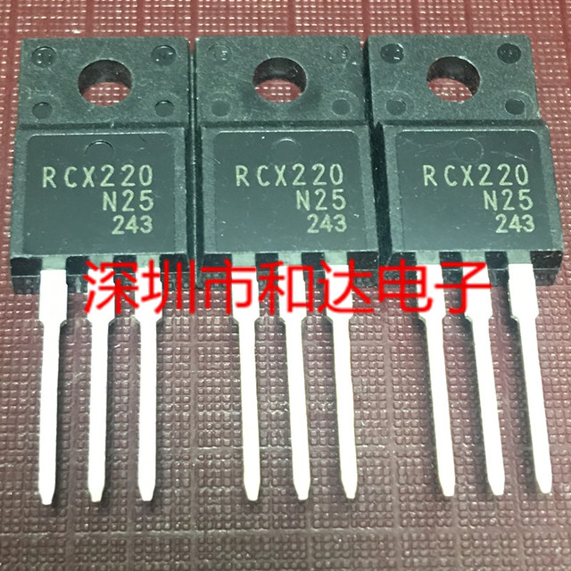 RCX220N25 TO-220F 250V 22A