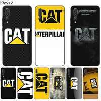 Funda de teléfono móvil con Logo de Caterpillar, para Huawei P Smart Z Plus, Huawei P30, P20, P10, P9, P8 Lite Pro