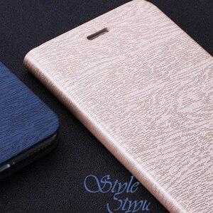 Image 5 - Роскошный чехол книжка из искусственной кожи для Meizu M5S A5, чехол книжка с бумажником для Meizu M5 M5C, деловой чехол для телефона, Мягкая силиконовая задняя крышка из ТПУ