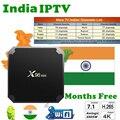 ТВ-приставка VSHAREIndian IP  поддерживающая 300 плюс индийские каналы  поддержка HD индийских каналов  лучшая индийская IP ТВ-приставка без ежемесячн...