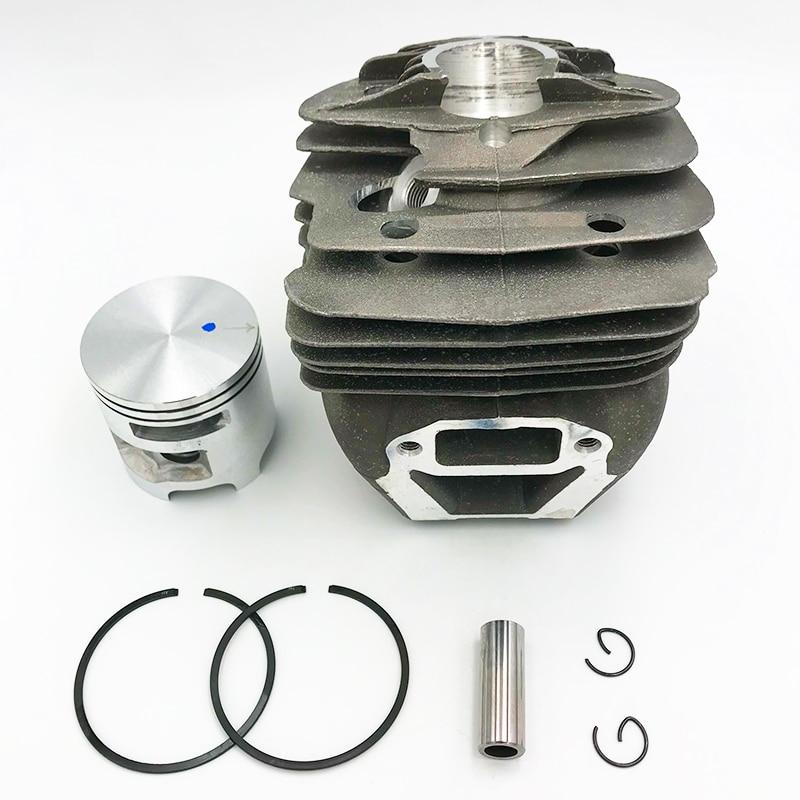 HUNDURE 51MM Cylinder Piston Kit For Husqvarna 570 575 575XP 537 25 41-02, 537254102 Chainsaw Parts