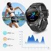S09 plus Smart Watch IP68 Waterproof Heart Rate Fitness Tracker 5