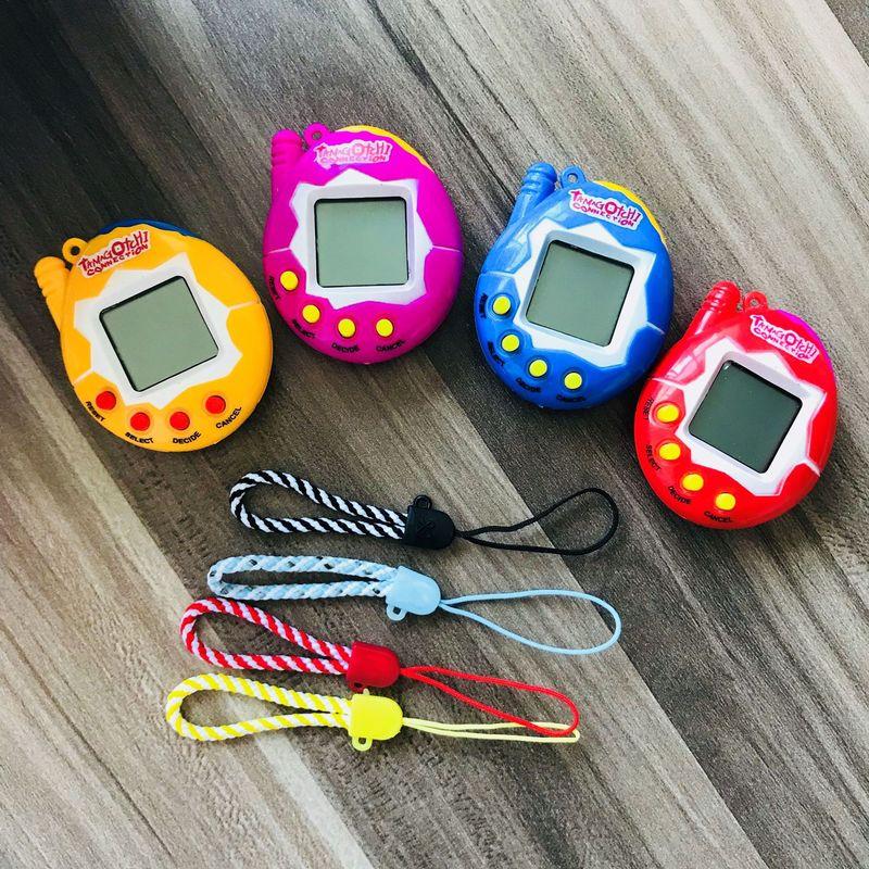¡Caliente! Animales de juguete electrónicos nostálgicos de los 90, 49 mascotas en uno, Virtual, ciber Pet, Tamagochi divertido