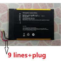 Аккумулятор для Teclast X3 Plus Tablet PC Новый литий-полимерный перезаряжаемый аккумулятор для замены 7,6 V 4200mAh P3362160