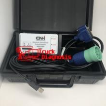 V9.3 CNH Nueva Holanda agrícola construcción herramienta de diagnóstico para sotfware CNH EST Kit de diagnóstico CNH DPA5 nuevo caso Holland de diagnóstico