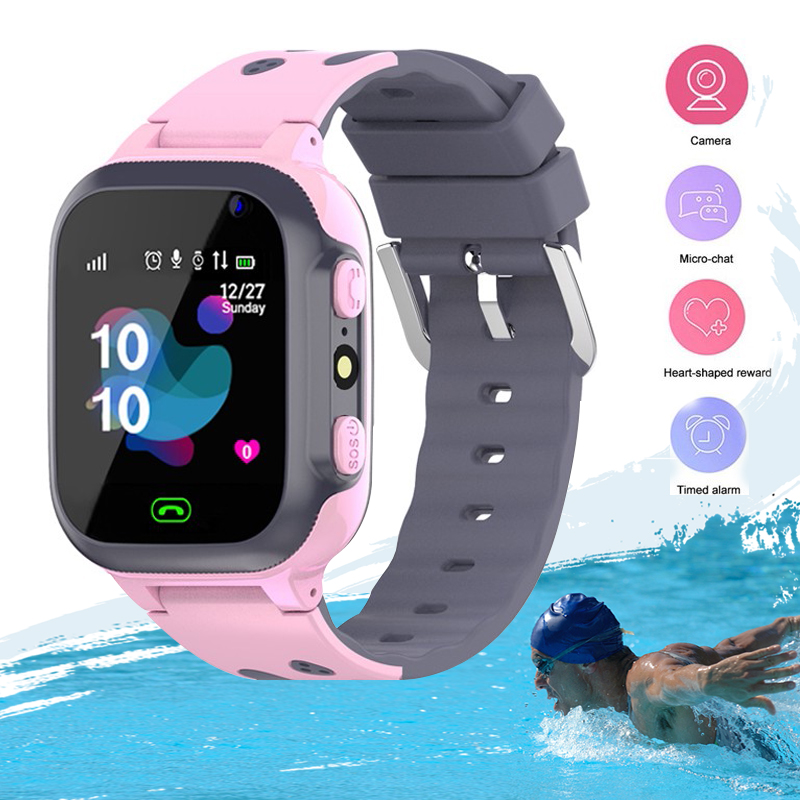 Q15 kids call Kids Smart Watch LBS children SOS Antil lost Waterproof Smartwatch Baby 2G  Clock Location Tracker watches-in Smart Watches from Consumer Electronics on AliExpress