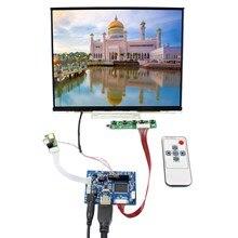 ЖК экран 10,4 дюйма Ips 1024x768 LTD104EDZS с комплектом контроллеров HDMI