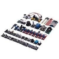45 pçs/set placa do módulo sensor para a educação raspberry pi diy atualizado sensor módulo starter kit|Módulo sem fio| |  -
