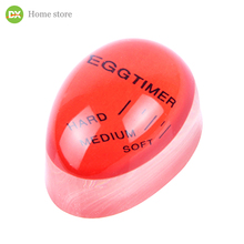 Egg Timer Perfect Color Changing Boiled Eggs Cooking Helper Drop Shippping Kitchen Supplies