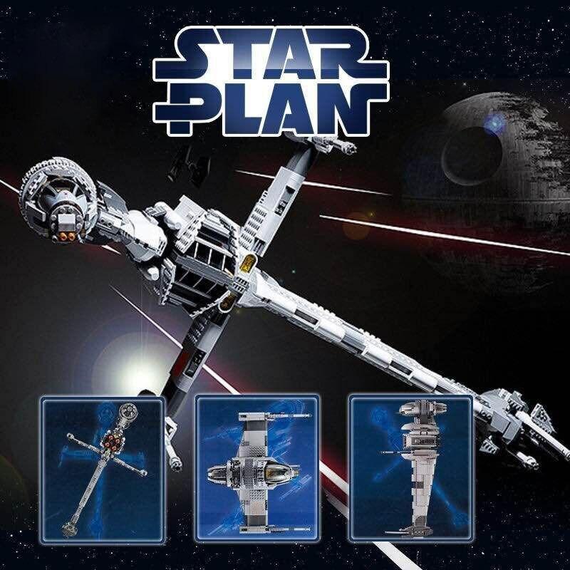 last-10-set-stocking-1487pcs-05045-font-b-starwars-b-font-series-the-b-wing-starfightrs-mobile-moc-10227-building-blocks-bricks-diy-toys-gifts