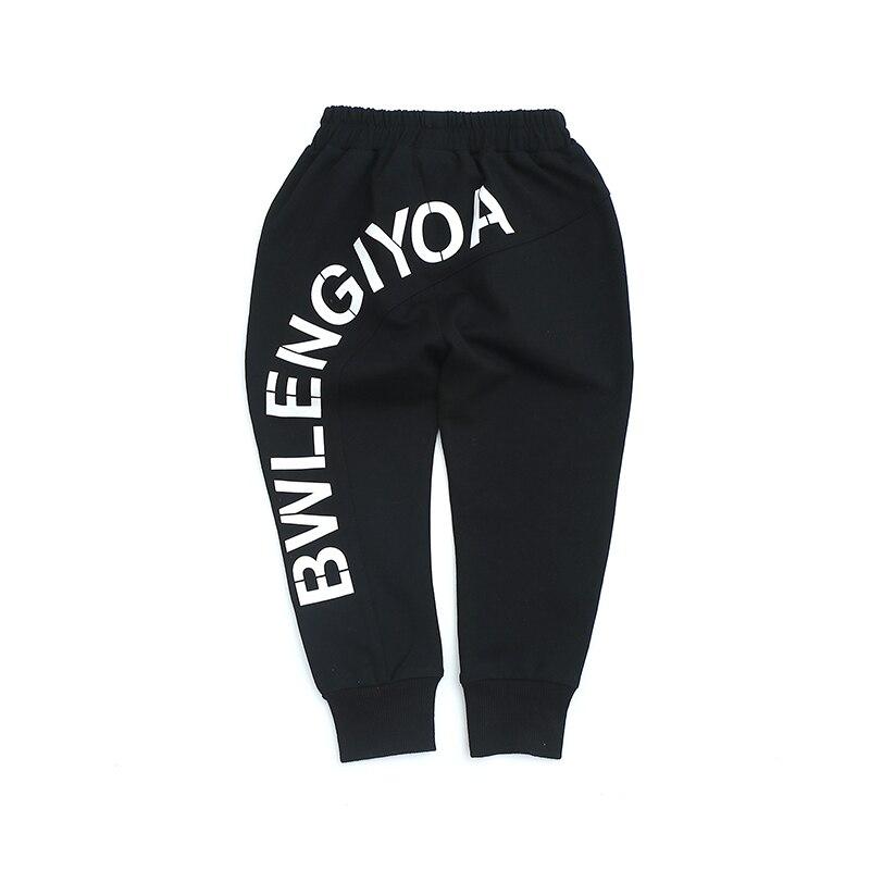Original Design Spring Models Pants dan ku 2021 New Children's Clothing Korean Version of the  Sports Pants Male Trousers 5