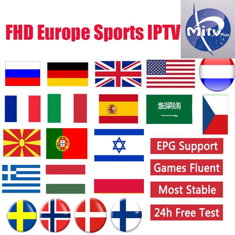 Arabic IPTV Subscription Android Tv Box NEOTV PRO Italian Spanish Europe Germany Belgium IPTV Code