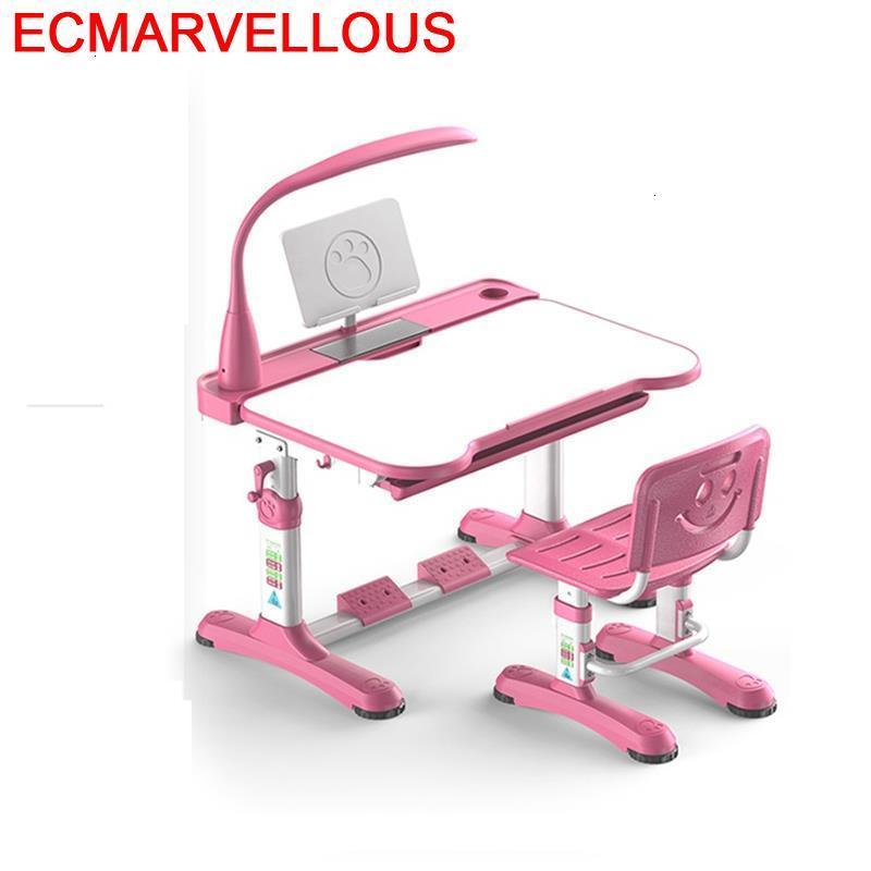And Chair Tavolo Per Bambini Toddler Child Children Pour Avec Chaise Adjustable Bureau Enfant For Mesa Infantil Kids Study Table