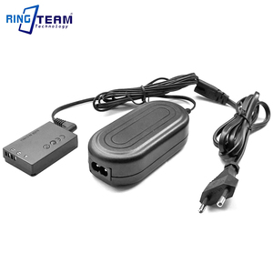 Image 3 - (DC Coupler DR E12 with CA PS700 / CAPS700) ACKE12 ACK E12 AC Power Adapter Kit for Canon EOS M EOS M M2 M10 M50 Digital Cameras