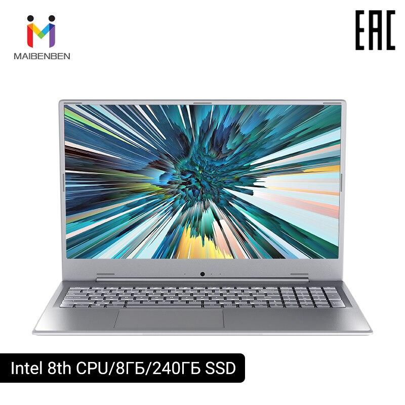 Del computer portatile MAIBENBEN XiaoMai 6C Più 17,3