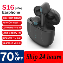 Headset Smart-Touch-Control Tws Earbuds Sports Bluetooth Wireless for 7-9hours/playtime