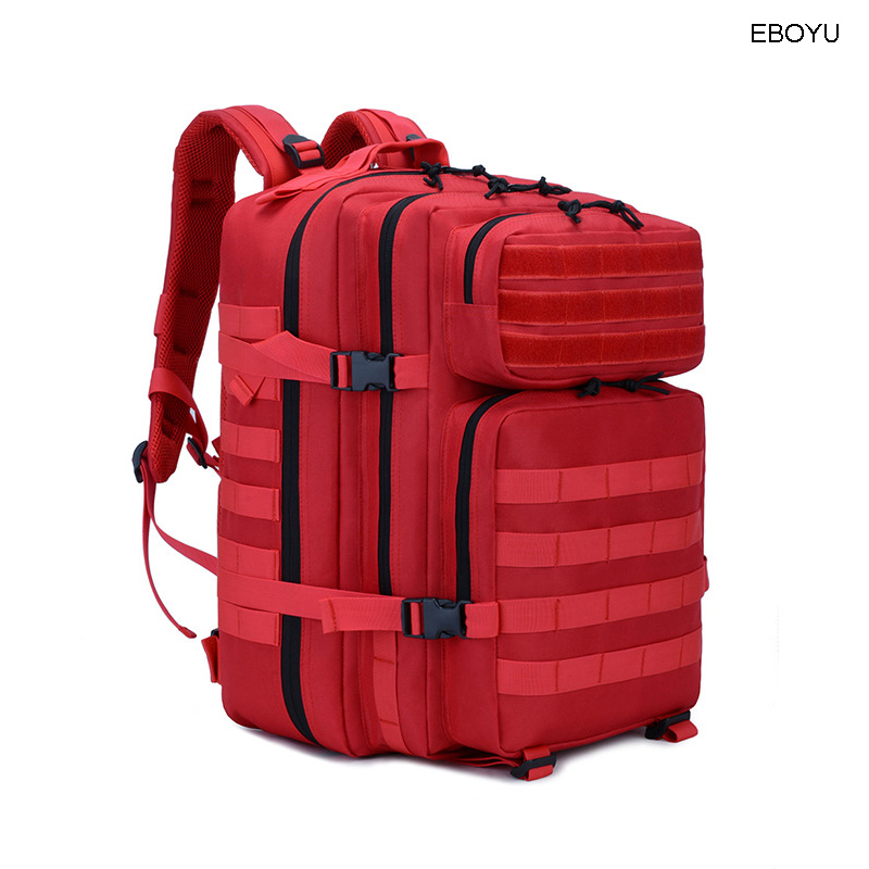 EBOYU 17 'sac à dos tactique 3 jours assaut Pack Molle Bug Out sac 42L sac à dos militaire pour randonnée Camping Trekking chasse